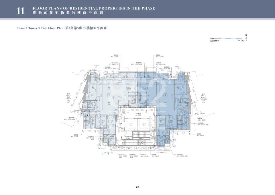 2期5座29樓平面圖