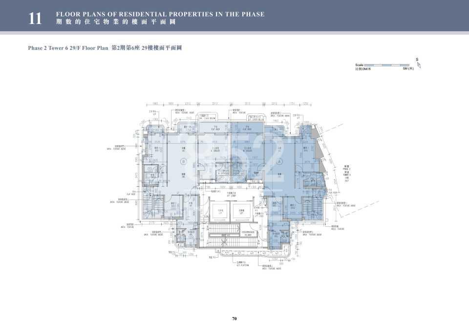 2期6座29樓平面圖