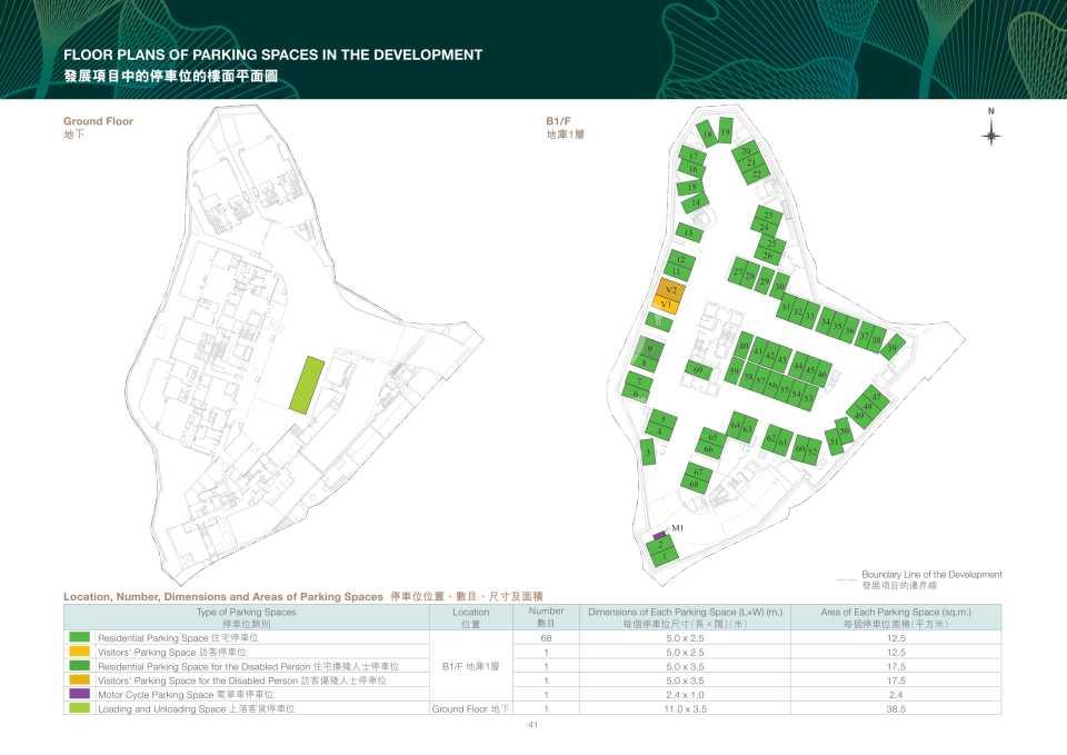 停車場平面圖