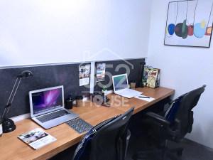 [銅鑼灣] 【疫市大割價!】Mau I 商務中心 2人辦公室月租$5,499起