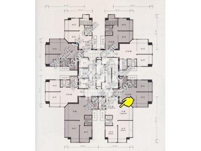 [牛頭角] 得寶花園 特平招租 兩房兩廳 九龍灣站
